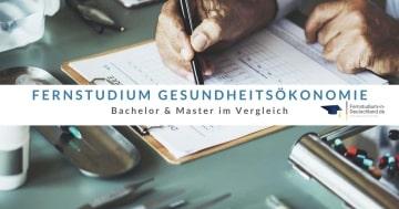 Fernstudium Gesundheitsökonomie