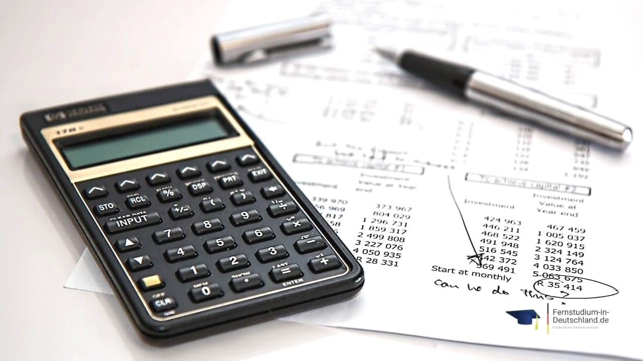Fernstudium Wirtschaftsinformatik Kosten Bachelor