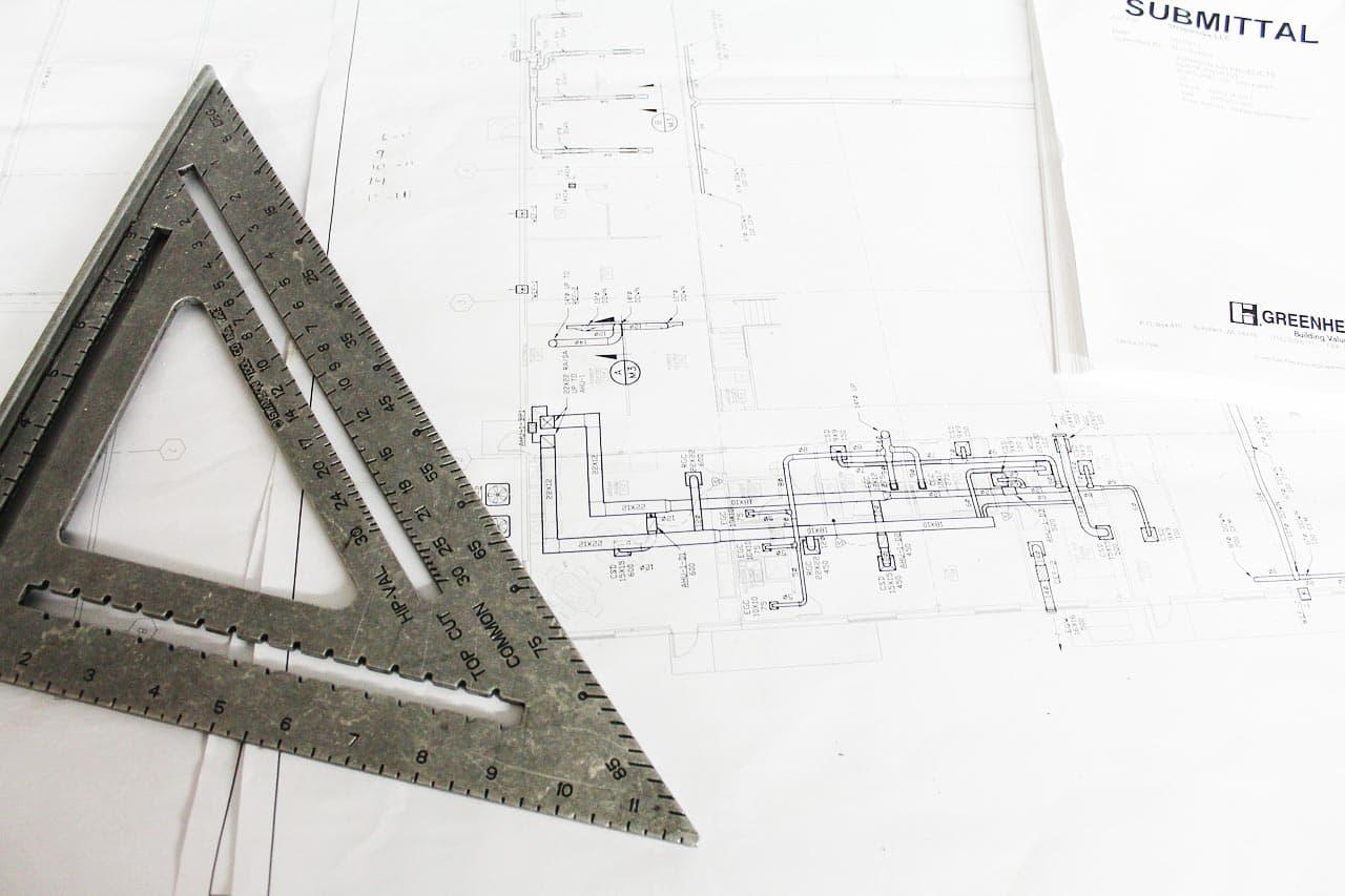 Fernstudium Wirtschaftsingenieurwesen technische Zeichnung