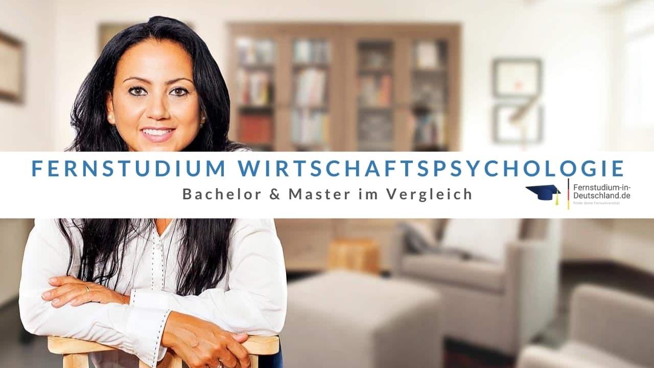 Fernstudium Wirtschaftspsychologie 21 Bachelor, Master & Zertifikate