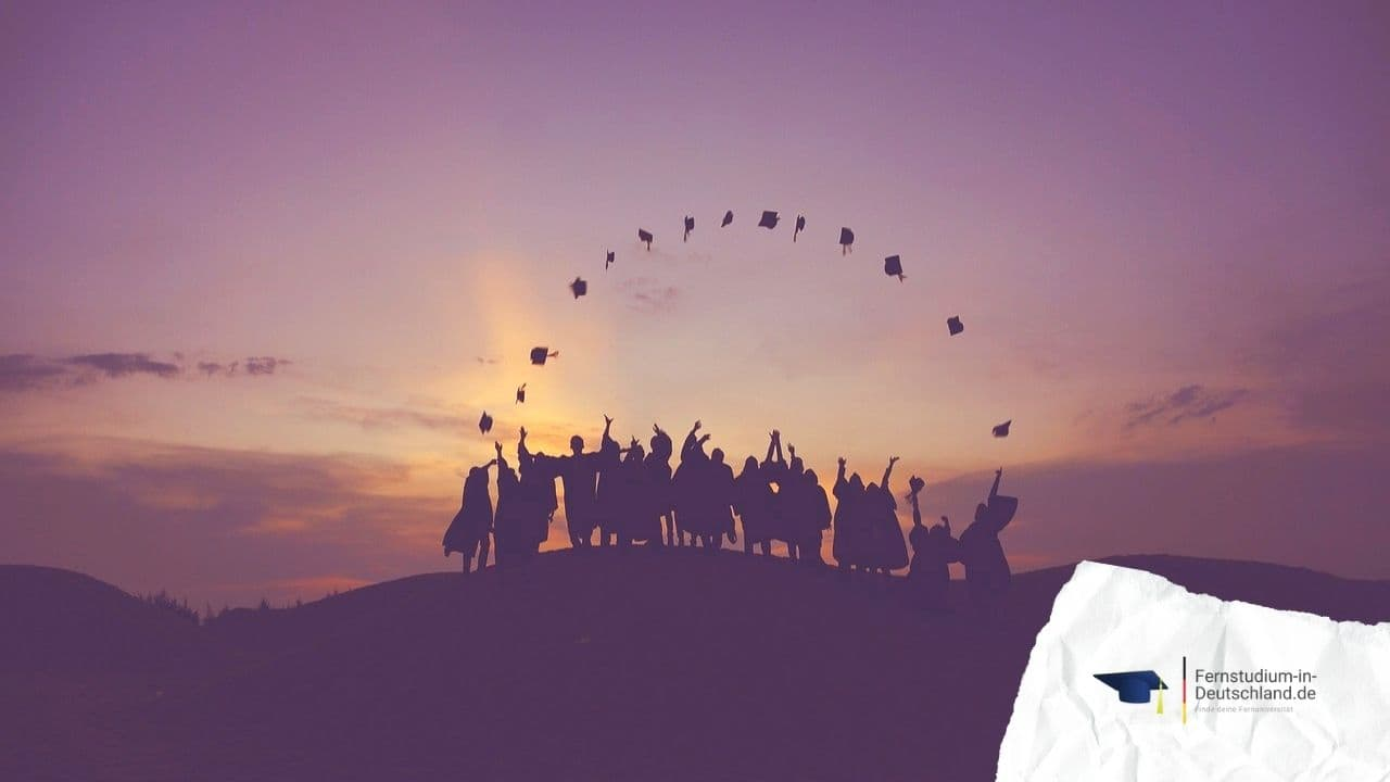 Abschluss Fernstudium technische Informatik Master