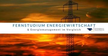 Fernstudium Energiewirtschaft Energiemanagement