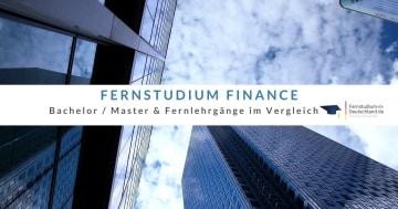 Fernstudium Finance