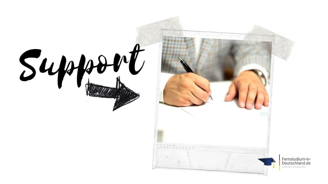 Fernstudium IT Management Master Kosten Unterstützung