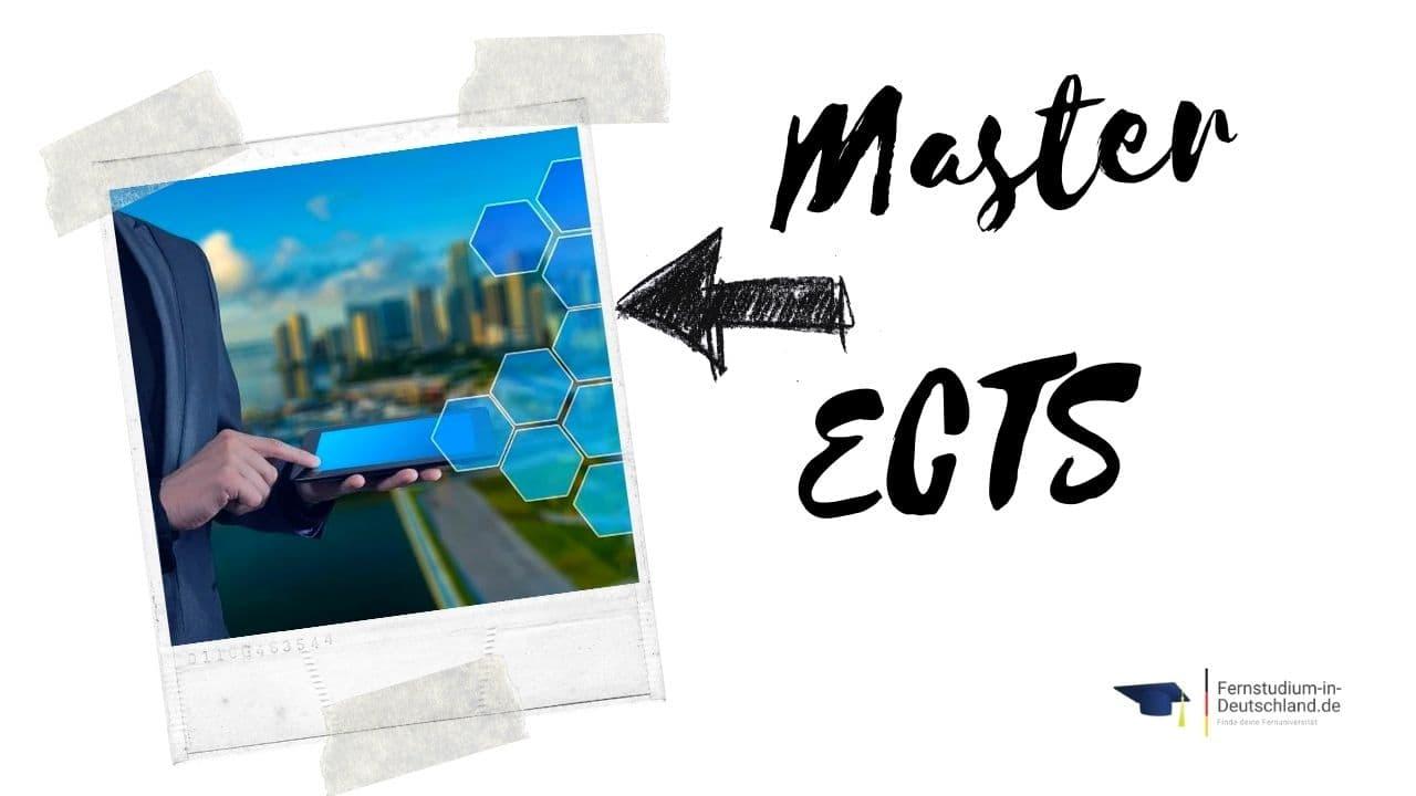 Fernstudium Medieninformatik Master ECTS