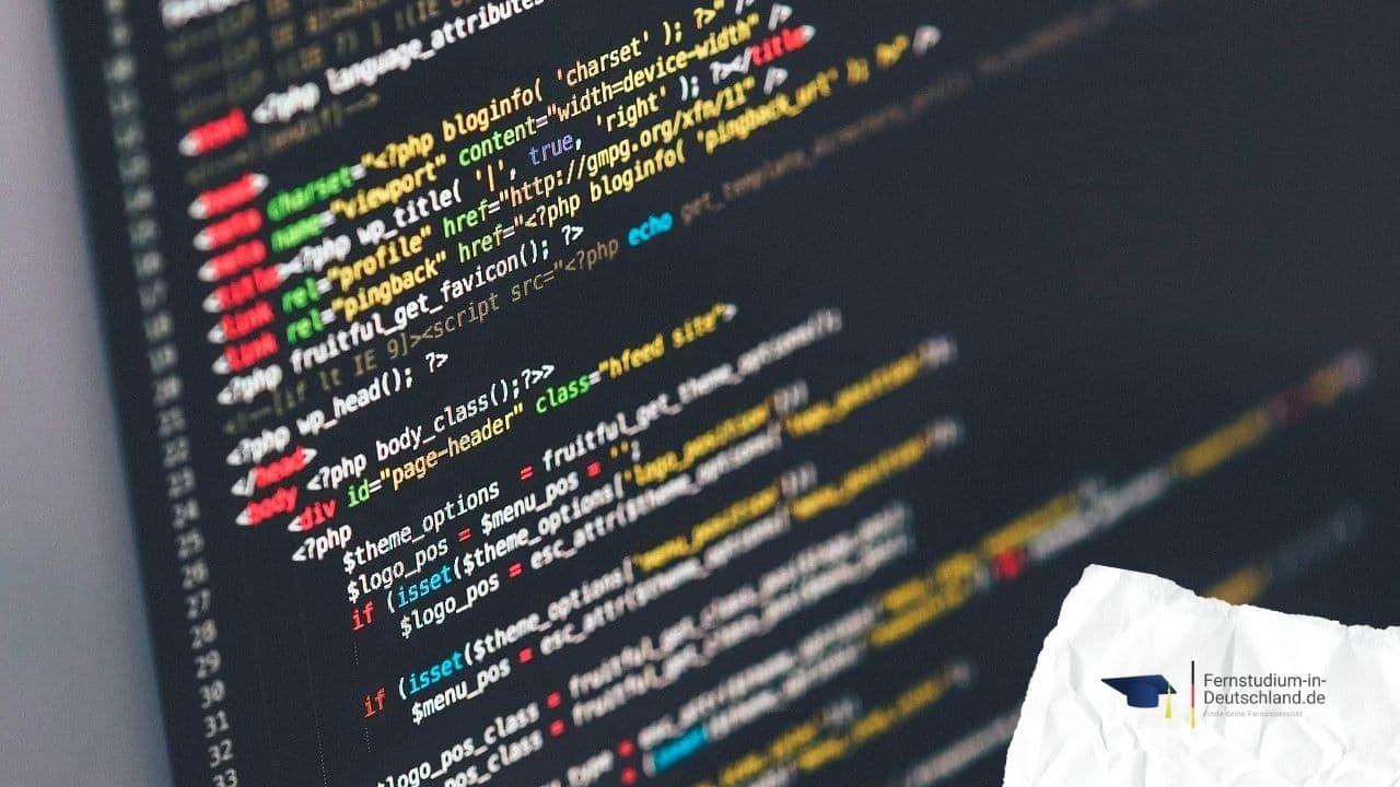 Inhalte Fernstudium technische Informatik Master