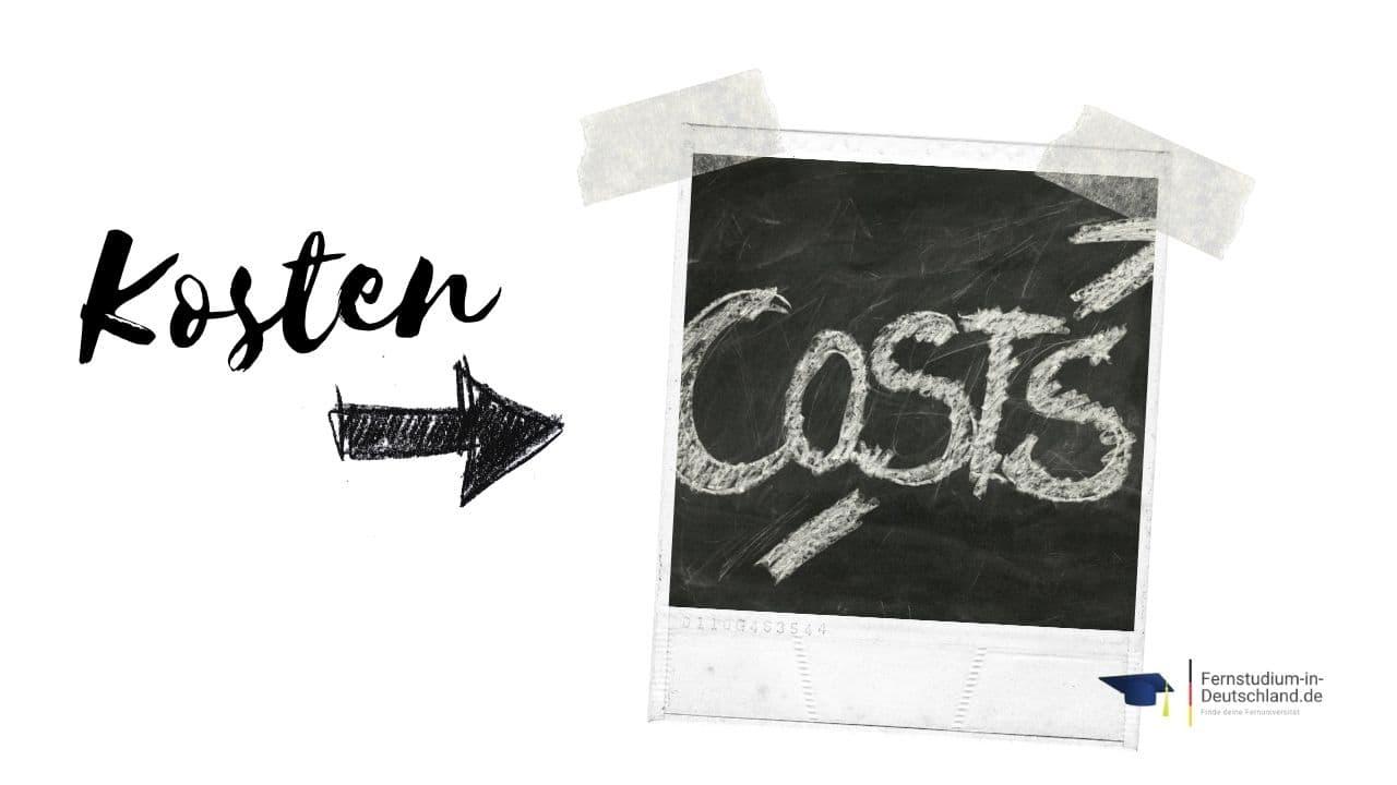 Kosten Gebühren Fernstudium angewandte Informatik Master