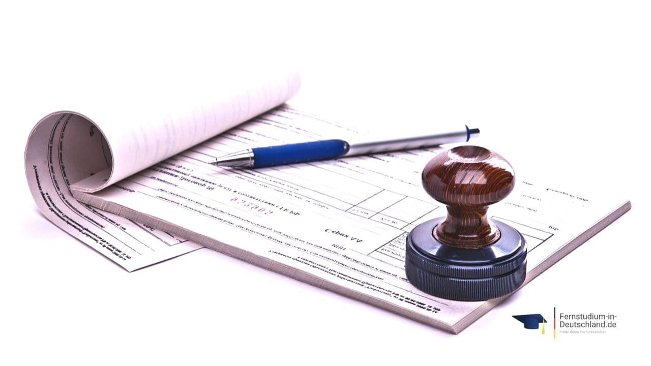 Zulassung staatlich geprüfter BetriebswirtFernstudium