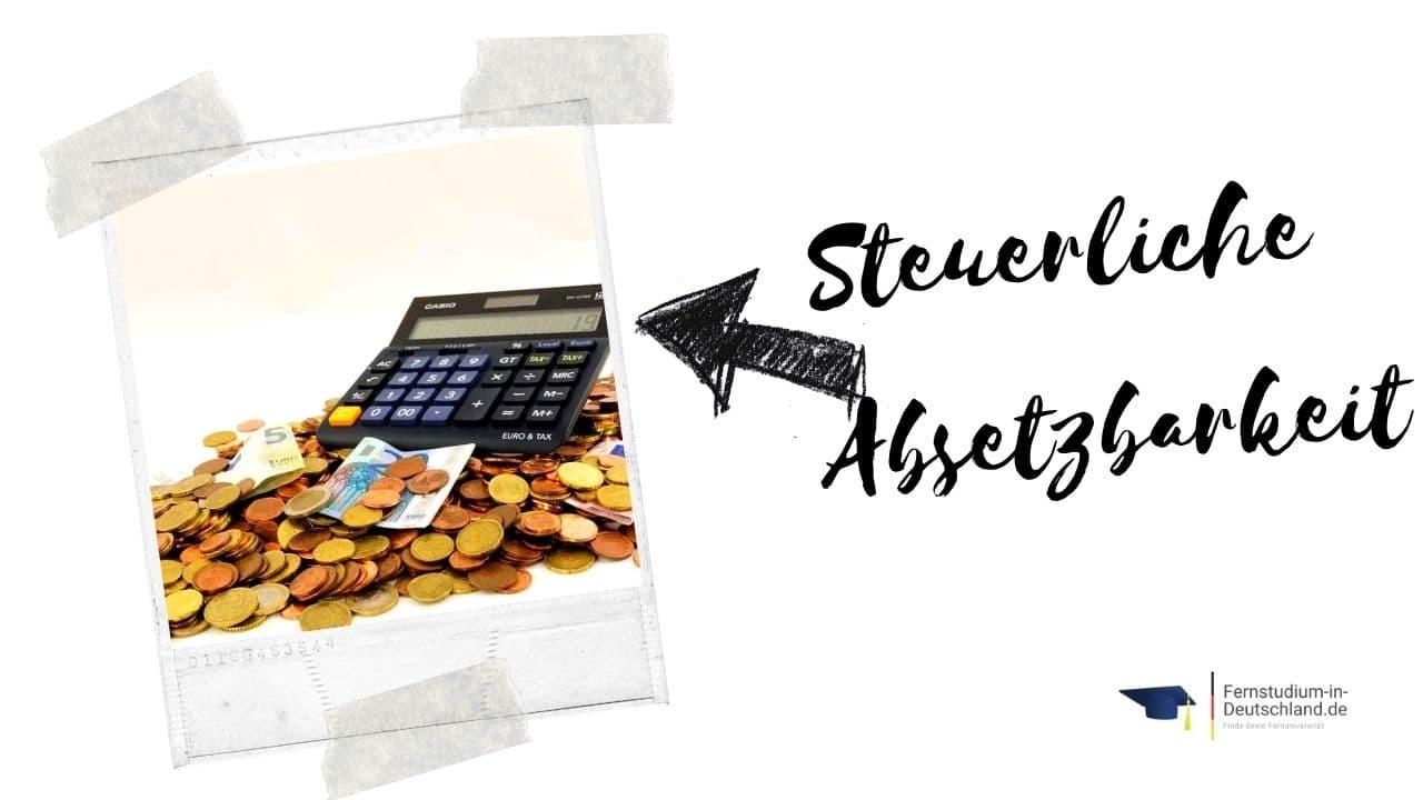 EURO FH Kosten steuerlich absetzen