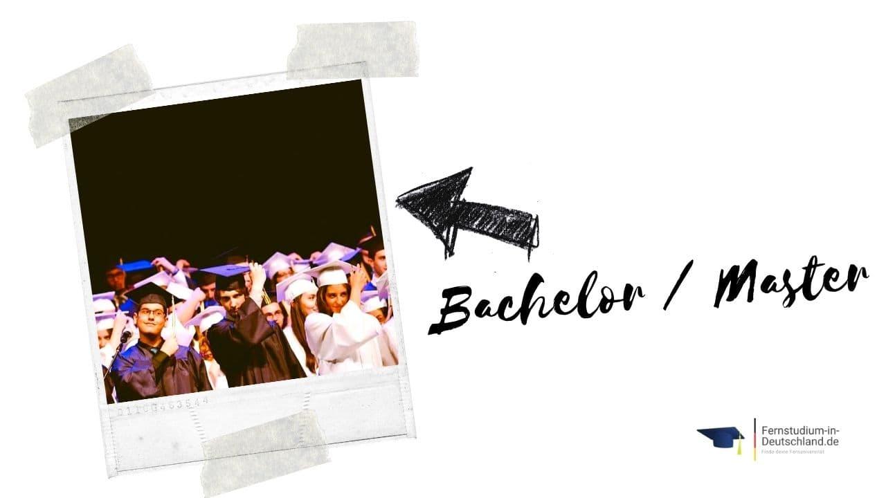 Fernstudium Bachelor Anbieter Master Vergleich